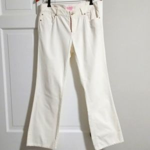 """🌸Lilly Pulitzer - """"Main Line Fit"""" Corduroy Pant"""
